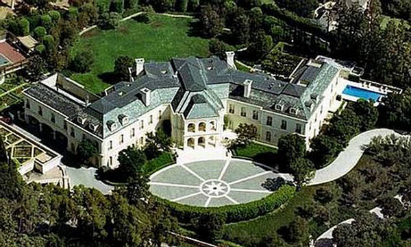 Mansiones de ensueño