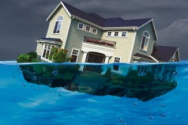 hipotecas underwater