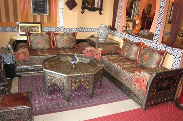 Decoración árabe para tu hogar