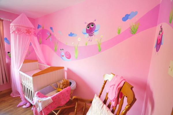 C mo decorar la habitaci n de tu beb yaencontre - Como decorar la habitacion de un bebe ...