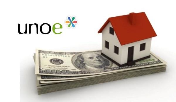 hipoteca unoe