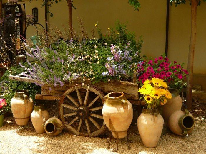 5 flores para decorar en la primavera yaencontre for Piedras artificiales para jardin