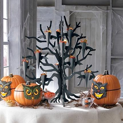 Halloween Decoration Ideas.
