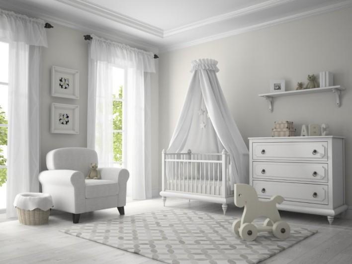 Decoración para habitaciones infantiles