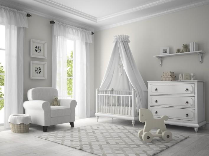 Trucos para decorar la habitación de tu bebé - yaencontre