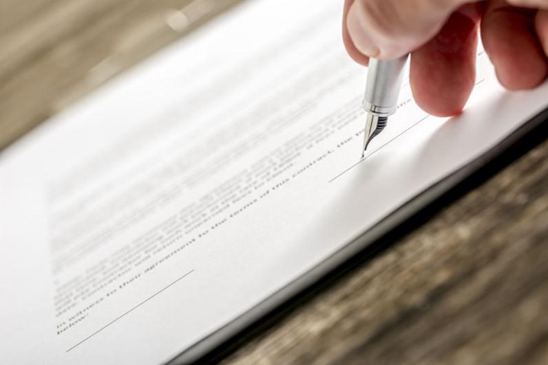 Contrato de alquiler con opción de compra