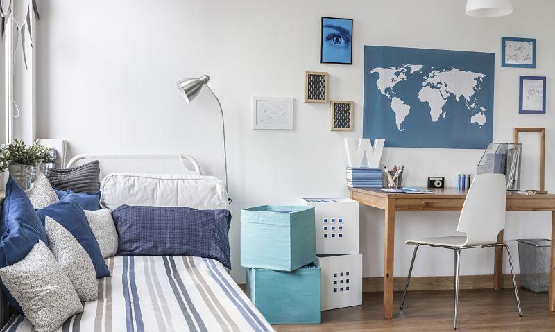 Como decorar una habitacion cmo decorar una habitacin con - Como decorar una habitacion rustica ...