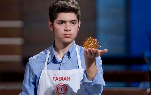 Fabián León, finalista de 'Masterchef' (rtve / rtve)