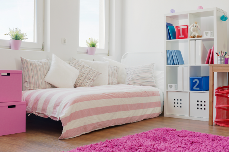 Ideas para pintar paredes colores para la habitaci n de - Combinaciones de colores para pintar una habitacion ...