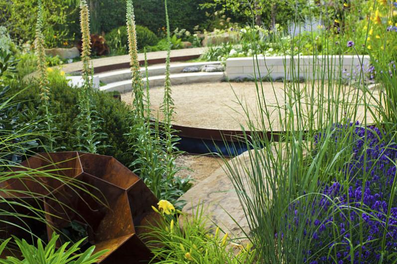 Claves de decoraci n de jardines peque os - Jardines exteriores pequenos ...