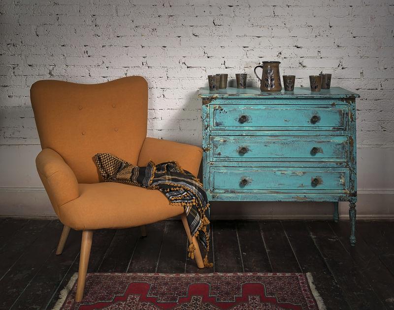 En qu consiste la decoraci n vintage - Comprar decoracion vintage ...