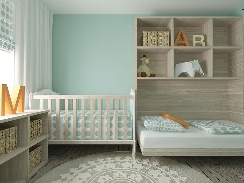 5 estilos de decoración para una habitación de bebé