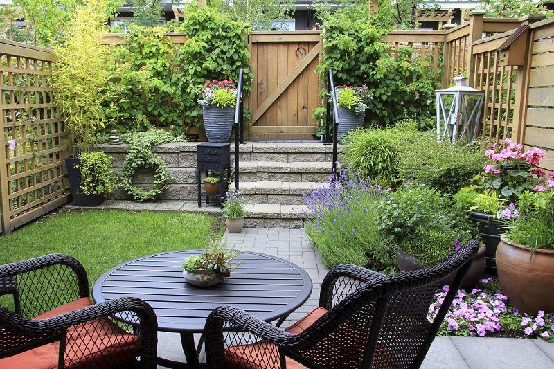 Como Decorar Tu Jardin Con Plantas De Exterior - Decoracion-de-jardines-con-plantas