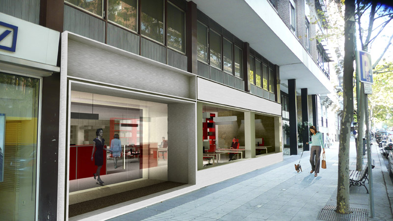 La demanda de locales comerciales en barcelona se dinamiza for Vaciado de locales en barcelona