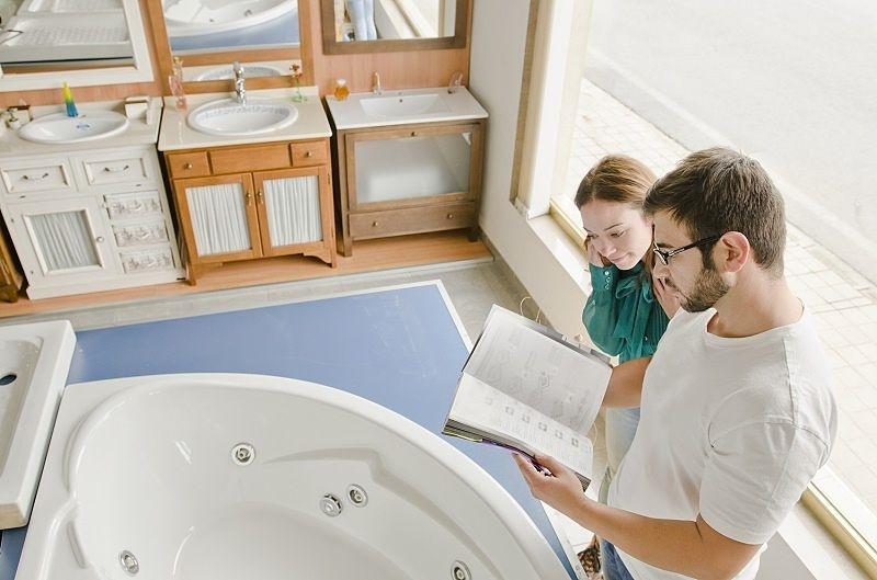 reformar baño sin obra