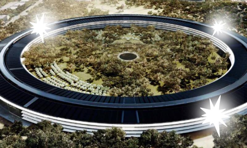 Apple Park: La manzana mordida piensa en el medio ambiente
