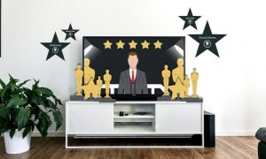 Premios Óscar: Noche de palomitas con café