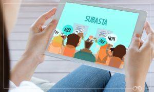 Subastas de pisos electrónicas: Así funcionan