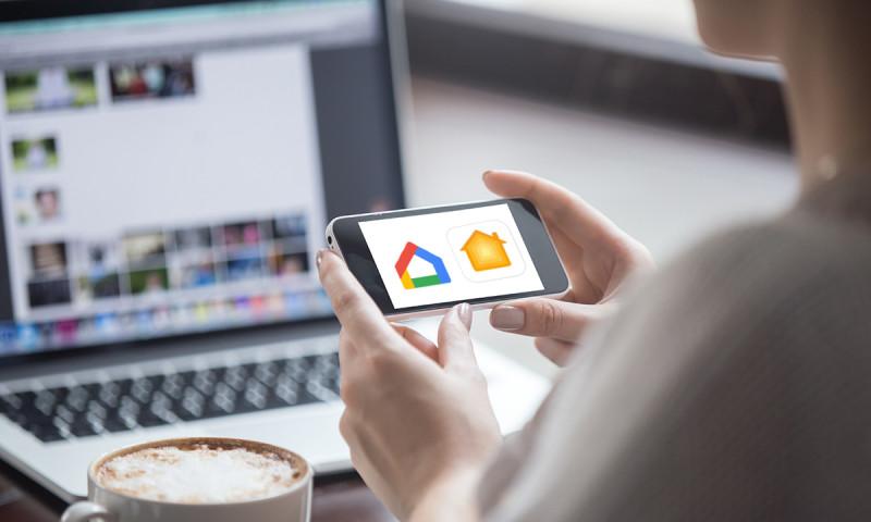 Google Home y Apple Home: Apps para controlar tu casa
