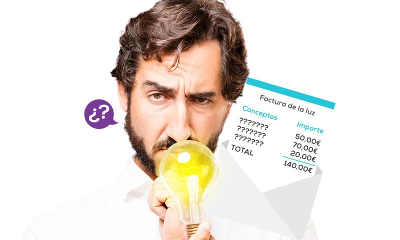 Cómo entender la factura de la luz: guía básica