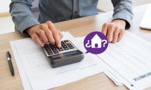 ¿Cómo calculo la cuota de la hipoteca?