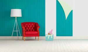 Cómo decorar con papel pintado: trucos y consejos