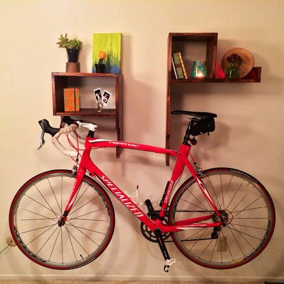 Soportes para bicicletas de piso bicicleta piso soporte for Como guardar la bici en un piso