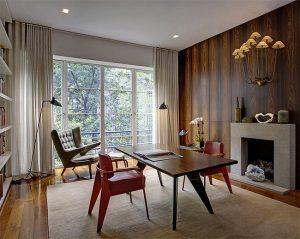 La oficina doméstica perfecta