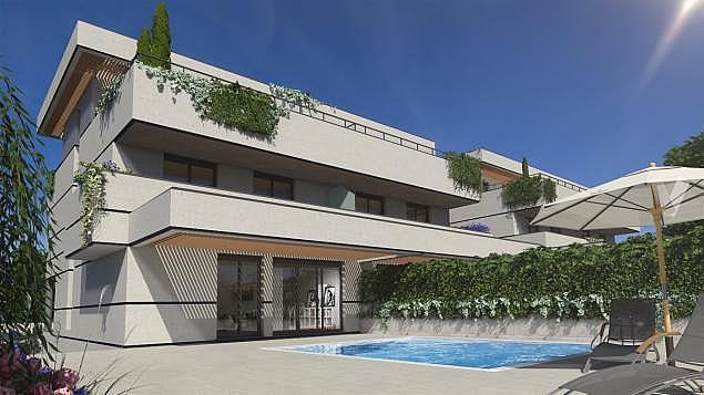 Casas con piscina en Madrid: Sin playa también te puedes bañar