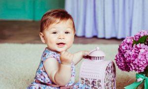 Los peligros de casa para un niño pequeño