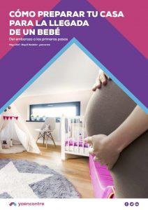 Cómo preparar tu casa para la llegada de un bebé
