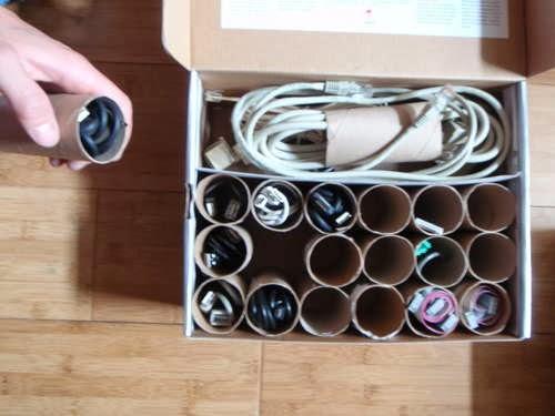 Cómo ordenar cables: trucos y consejos