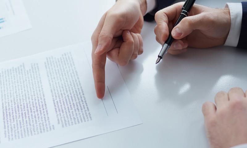 ¿Cuándo es necesario un contrato de arras?