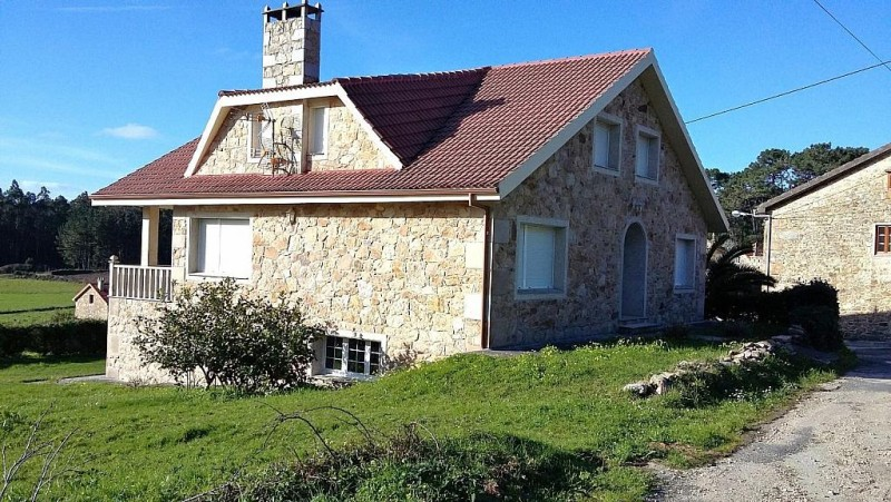 Casa de piedra a coruna1