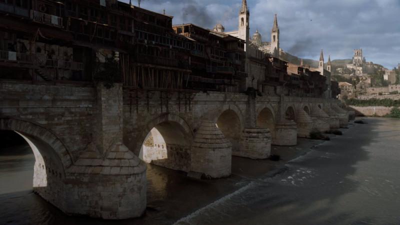 rodaje de Juego de Tronos en España