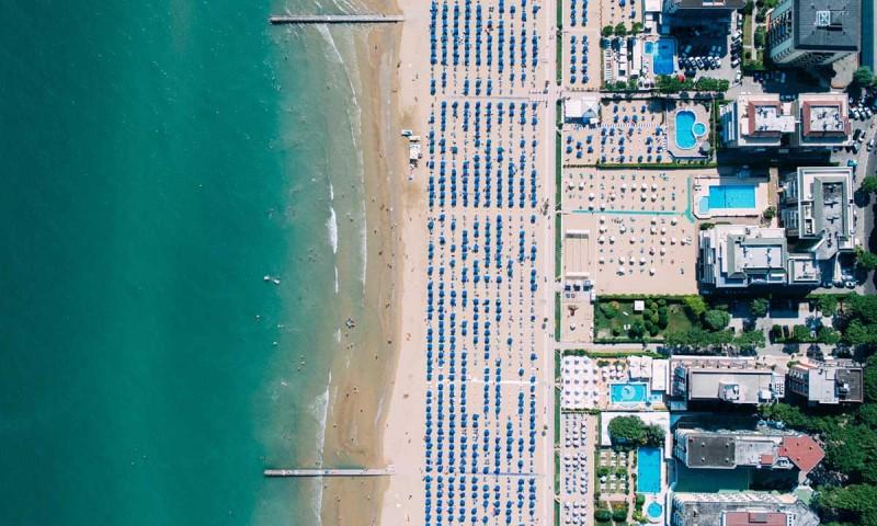 Alquiler en primera línea de playa: casi un 10% más caro