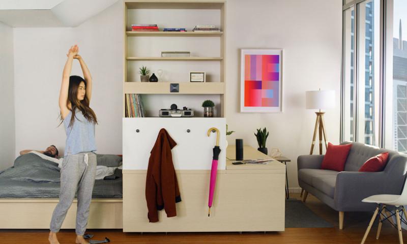 Ori: así es la casa que se transforma según tus necesidades