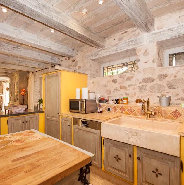 Las casas de piedra m s espectaculares for Casas modernas revestidas en piedra