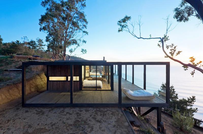 Las casas en acantilados m s espectaculares - Casas espectaculares en espana ...