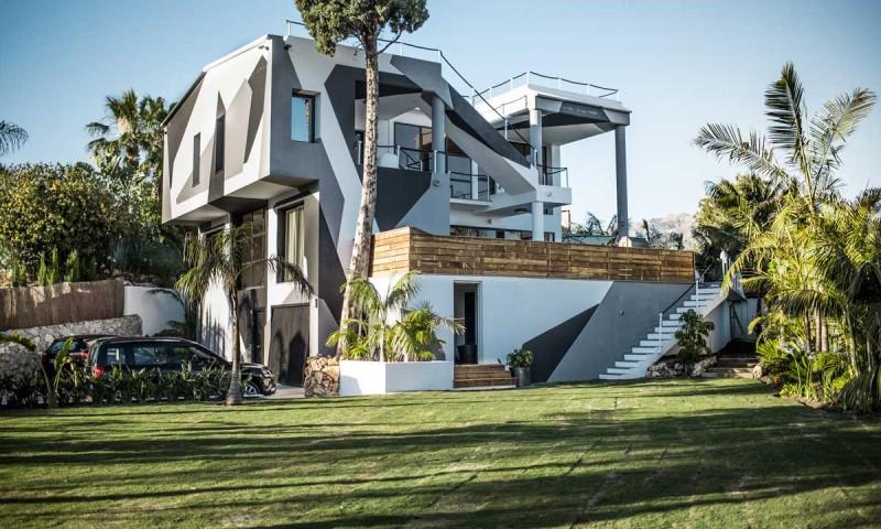El Exesquiador Profesional Jon Olsson Vende Su Casa De Marbella
