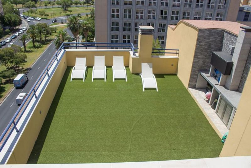 Pisos y ticos con terraza en venta que te pueden seducir for Ducha ya pamplona