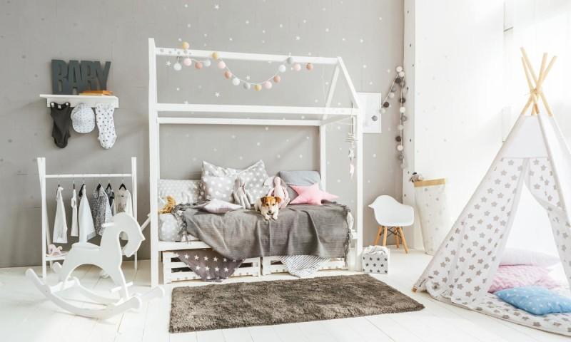 El m todo montessori para decorar una habitaci n infantil for Decoracion habitacion infantil montessori