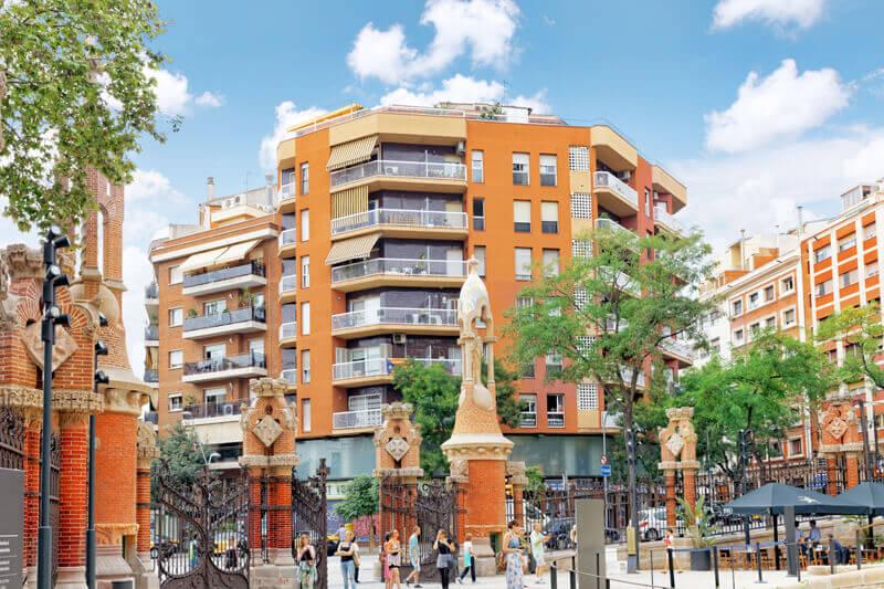 Busca piso en barcelona sin pasar por idealista yaencontre - Idealista compartir piso barcelona ...