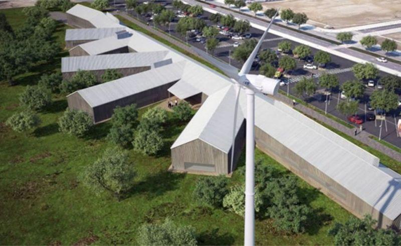 CINE: El primer edificio 100% renovable en España - yaencontre