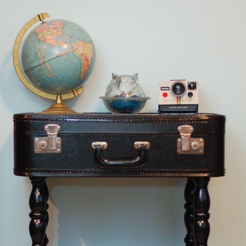 Decoración viajera para el hogar