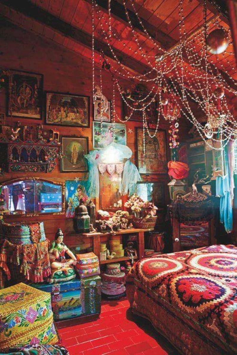 Siente la libertad del estilo gypsy en casa yaencontre for Muebles gitanos