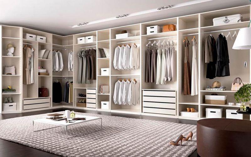 Ideas para conseguir el vestidor de tus sueos yaencontre