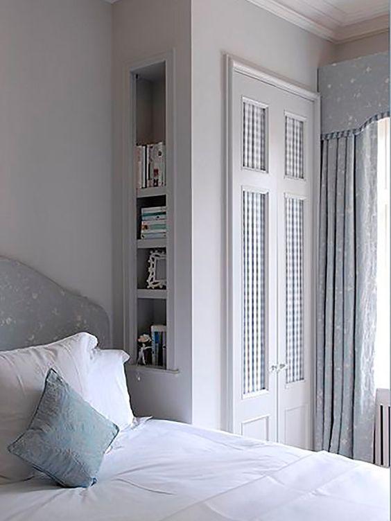 La decoraci n de tu dormitorio est pidiendo un armario - Decoracion armarios empotrados ...