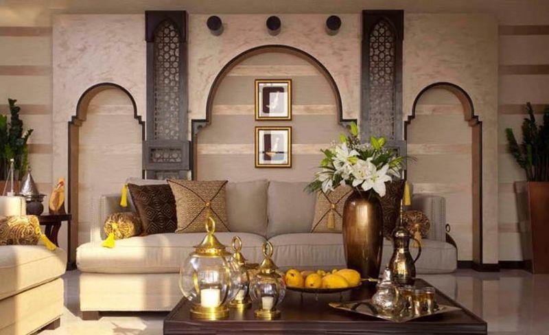 Ideas para conseguir una decoración de estilo árabe - yaencontre
