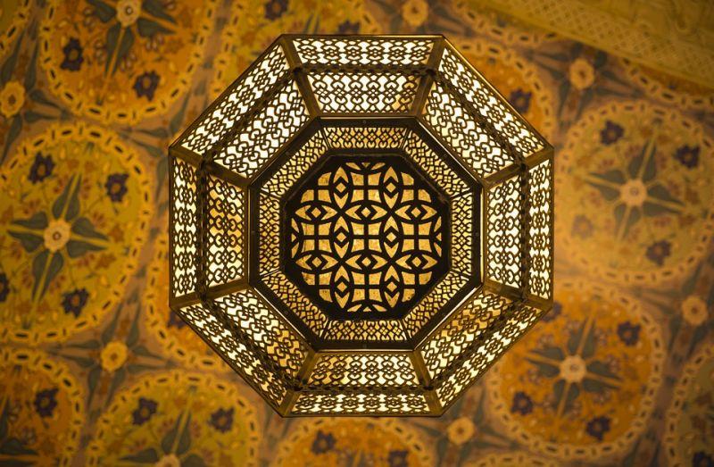 Decoración estilo árabe